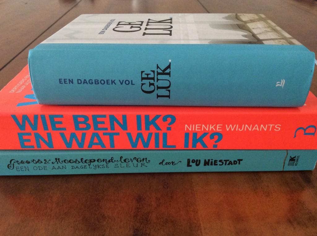 Drie boeken