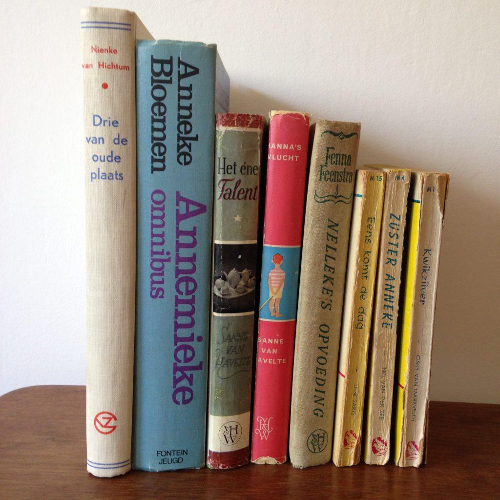 Verzameling meisjesboeken